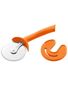 Spectrum Pizza Cutter - Orange