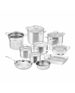 Impact 10pc Cookware Set