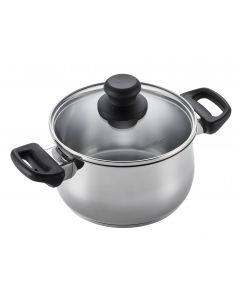 Classic Steel Dutch Oven with lid 2.0L