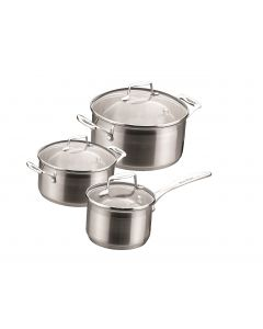 Impact 3pc Cookware Set