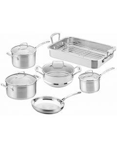 Impact 6pc Cookware Set incl  Roasting Pan