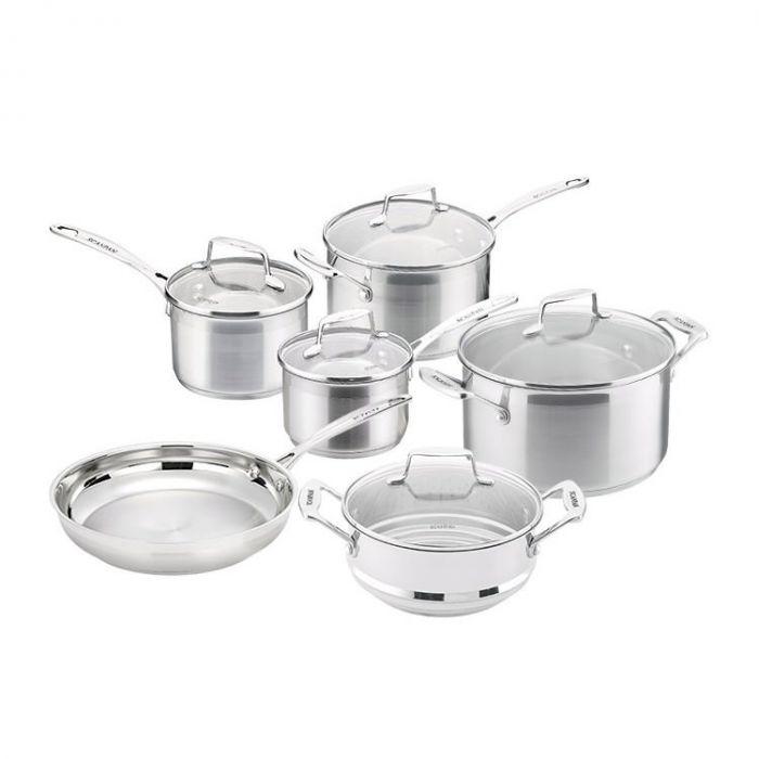 Impact 6pc Cookware Set