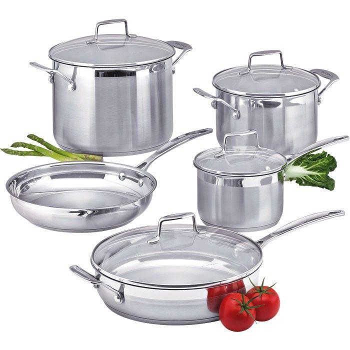 Impact 5pc Cookware Set (including Sauté Pan)